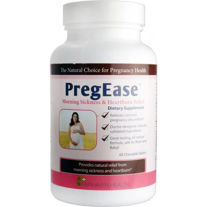 PregEase - Morning Sickness Relief