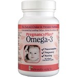 PregnancyPlus Omega-3 Prenatal Supplement