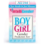 IntelliGender Baby Gender Predictor Test