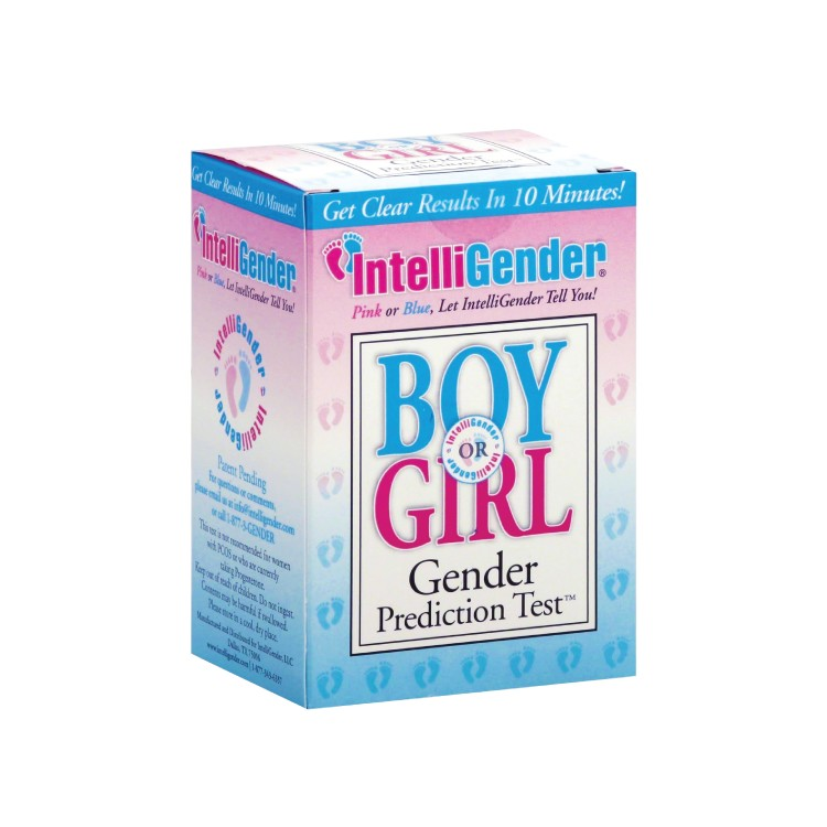 Intelligender Baby Gender Predictor Test