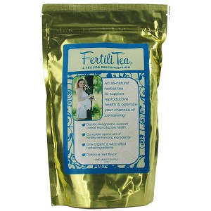 FertiliTea Organic Fertility Tea