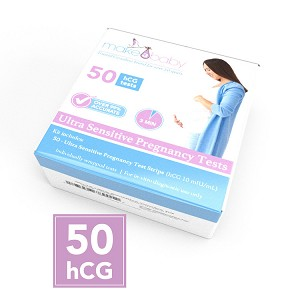 Pregnancy Test Strip 50-Pack
